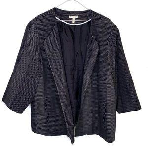 Eileen Fisher | Organic Cotton Boxy Blazer Jacket
